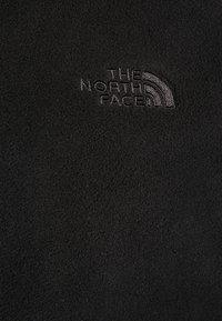 The North Face - 1/4 ZIP - Fleecepullover - black - 3