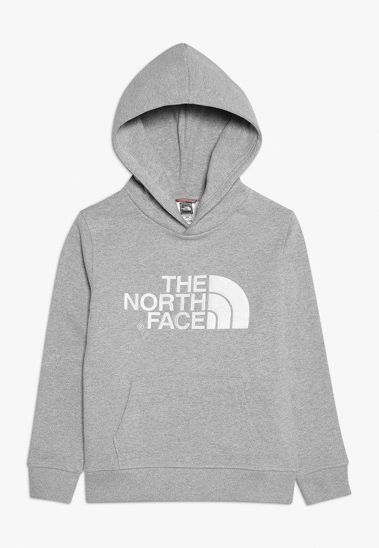 The North Face - DREW PEAK - Hoodie - light grey heather