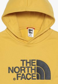 The North Face - DREW PEAK - Mikina s kapucí - yellow - 4
