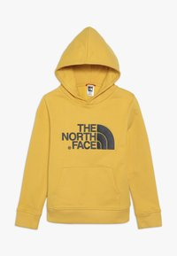 The North Face - DREW PEAK - Mikina s kapucí - yellow - 0