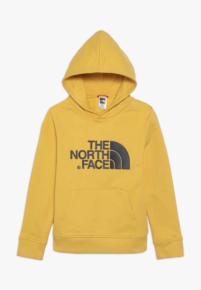 The North Face - DREW PEAK - Mikina s kapucí - yellow