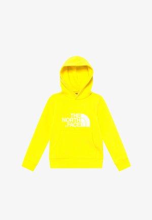 DREW PEAK - Hoodie - lemon