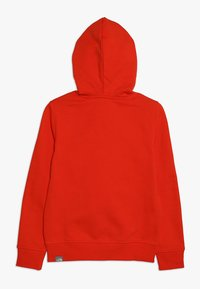 The North Face - DREW PEAK - Mikina skapucí - fiery red/white - 1