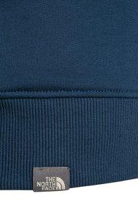 The North Face - DREW PEAK - Mikina skapucí - shady blue - 4