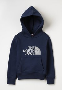 The North Face - DREW PEAK - Luvtröja - dark blue/grey - 0