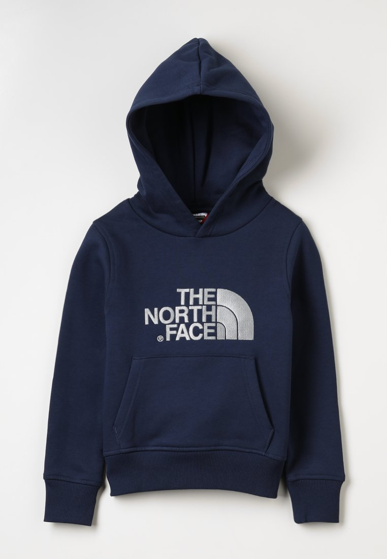 The North Face - DREW PEAK - Luvtröja - dark blue/grey