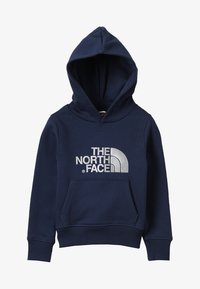 The North Face - DREW PEAK - Luvtröja - dark blue/grey - 3