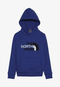 The North Face - DREW PEAK - Sweat à capuche - blue/black - 3
