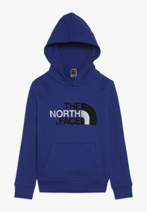 DREW PEAK - Sweat à capuche - blue/black