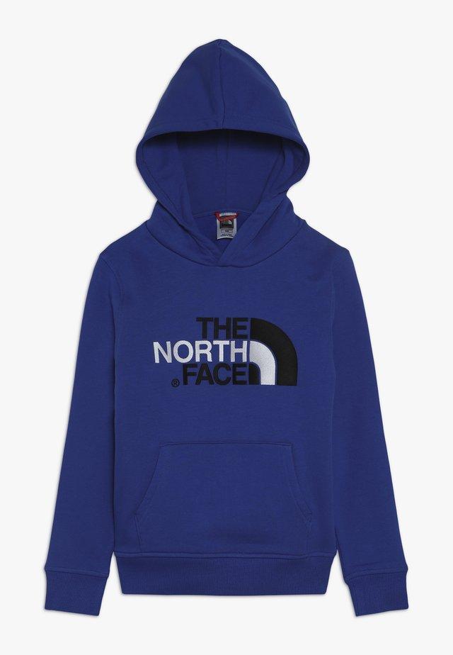 DREW PEAK - Bluza z kapturem - blue/black