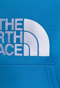 The North Face - DREW PEAK - Felpa con cappuccio - clear lake blue/white - 2