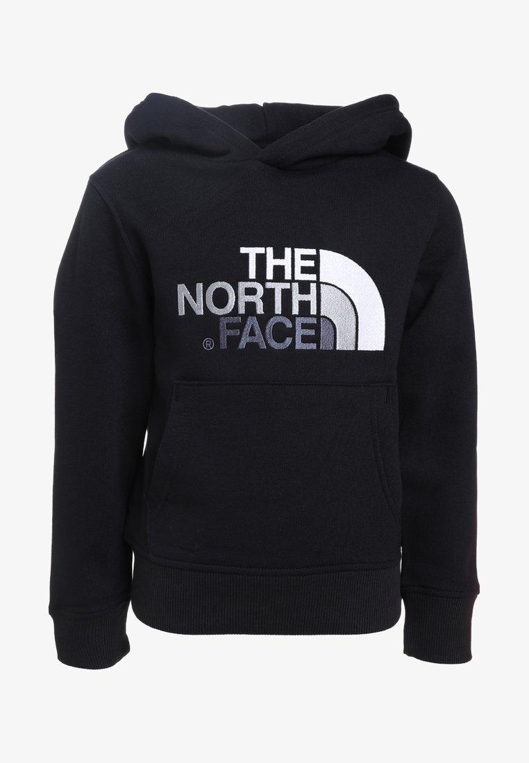 The North Face - DREW PEAK - Hoodie - black/mid grey
