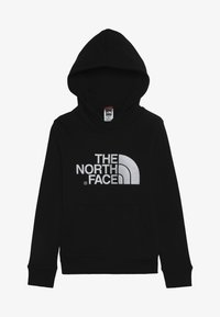 The North Face - DREW PEAK - Felpa con cappuccio - black - 3