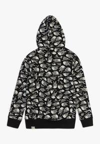 The North Face - DREW PEAK - Kapuzenpullover - black - 1
