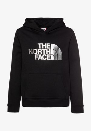 DREW PEAK - Sweat à capuche - black/silver