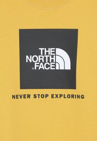 The North Face - YOUTH BOX CREW - Sweatshirt - yellow - 4
