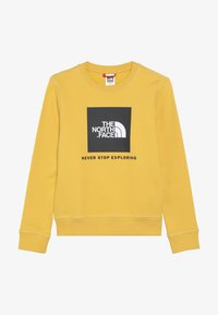 The North Face - YOUTH BOX CREW - Sweatshirt - yellow - 2