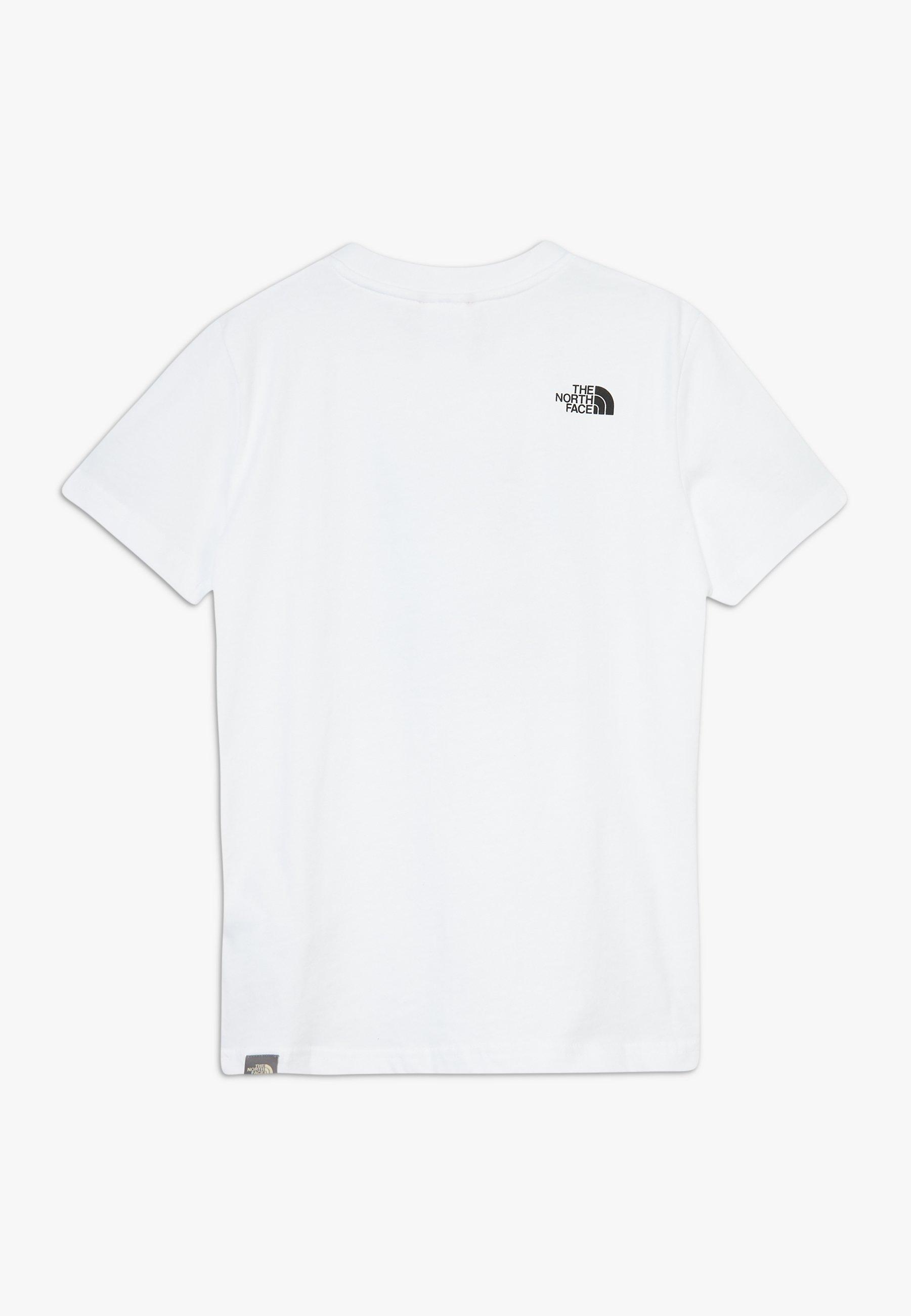 BOX TEE T shirt imprimé white