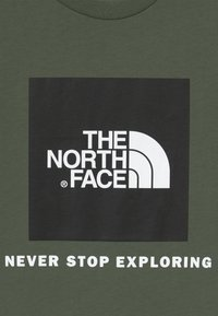 The North Face - BOX TEE - T-shirt print - thyme - 3