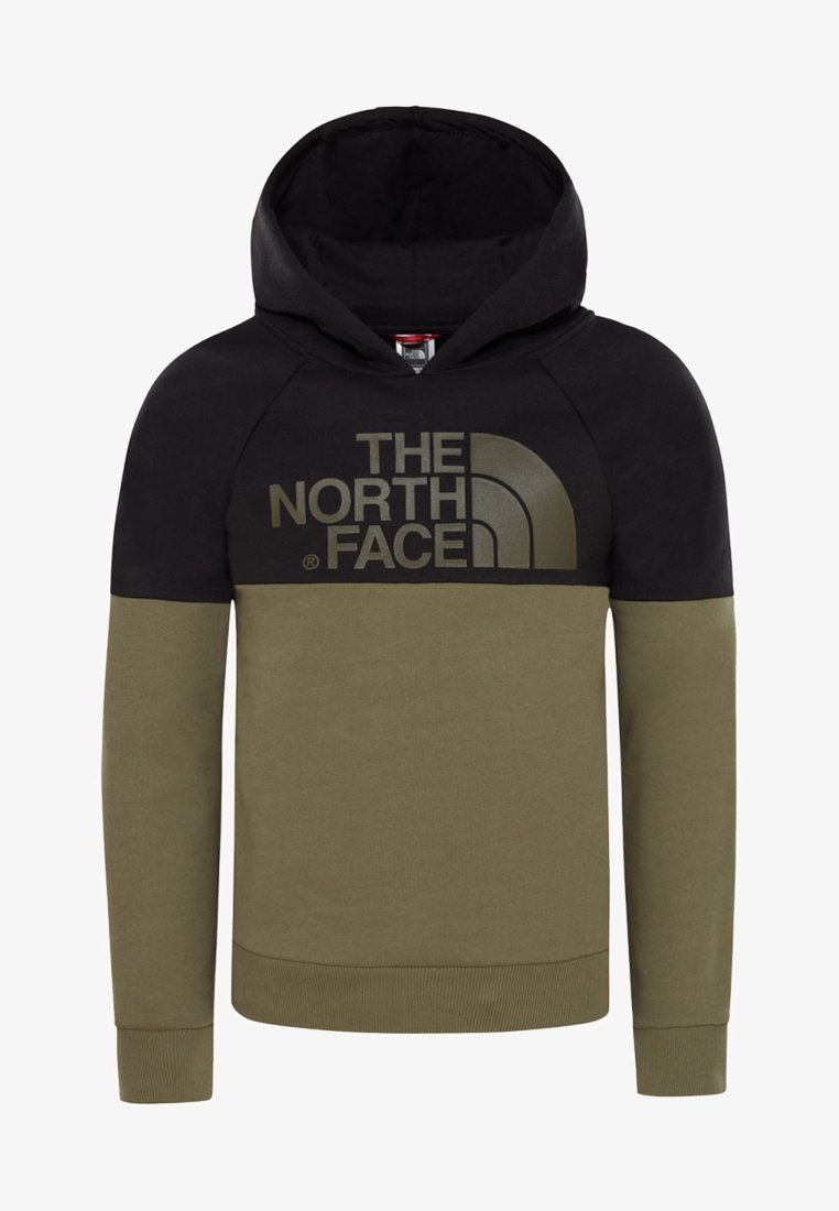 The North Face - Hoodie - khaki/black
