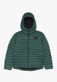 The North Face - ACONCAGUA - Down jacket - night green - 0