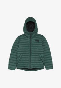 The North Face - ACONCAGUA - Down jacket - night green - 3