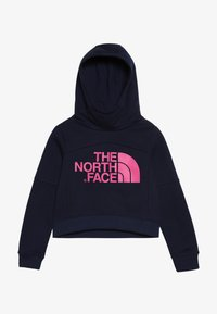 The North Face - GIRLS LOGO HOODIE - Hoodie - montague blue - 2