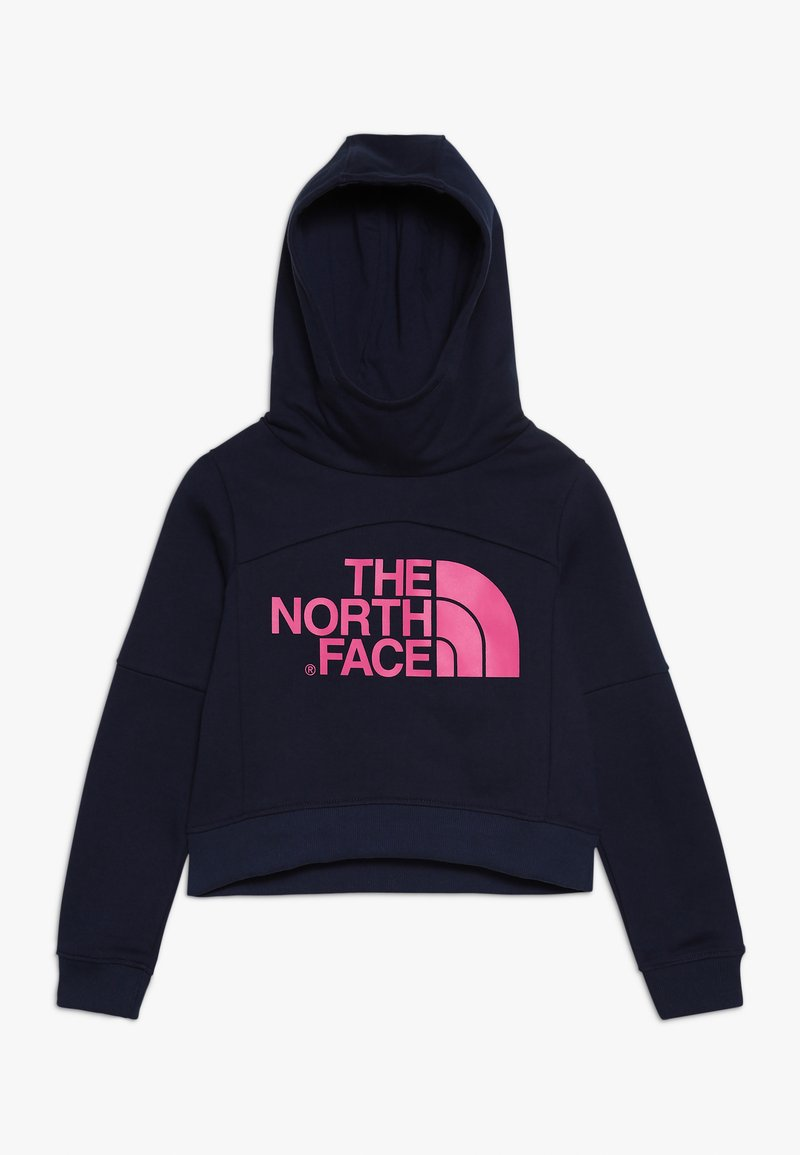 The North Face - GIRLS LOGO HOODIE - Hoodie - montague blue