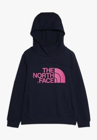 The North Face - DREW PEAK  - Mikina skapucí - montague blue - 0