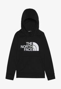 The North Face - SURGENT - Jersey con capucha - black - 3