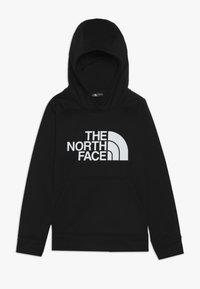 The North Face - SURGENT - Jersey con capucha - black - 0