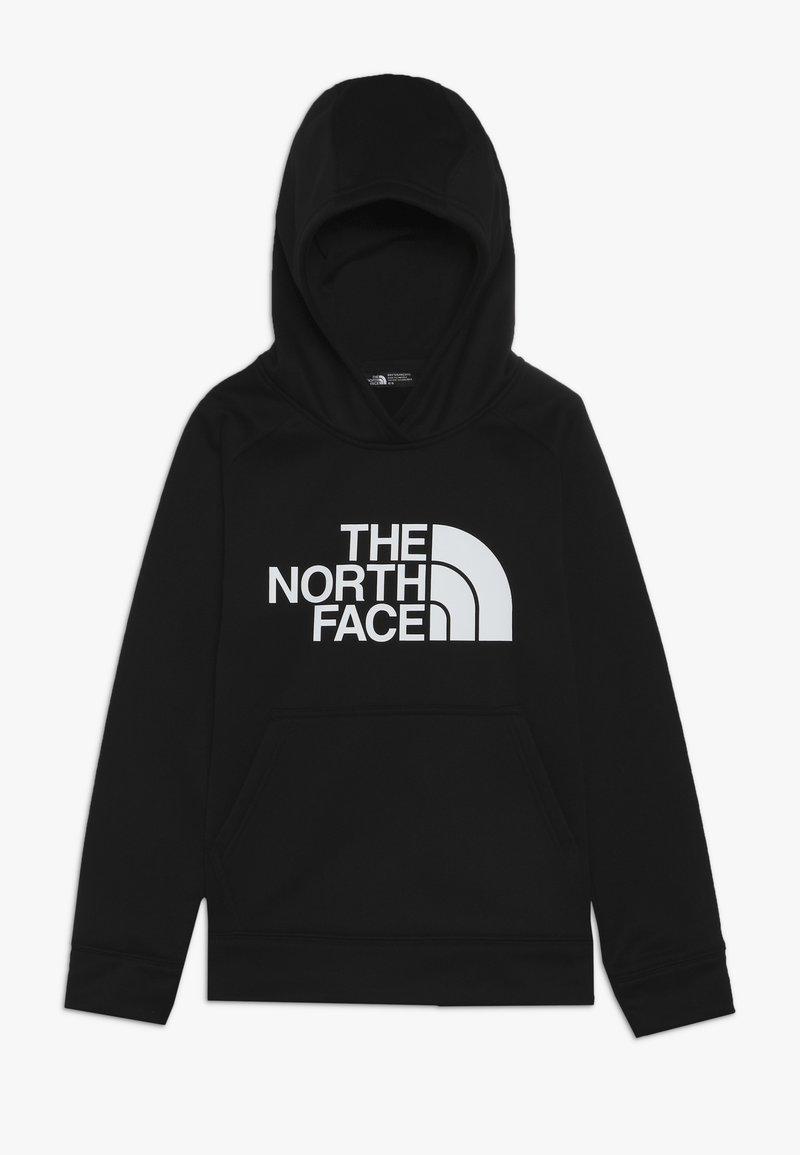 The North Face - SURGENT - Jersey con capucha - black