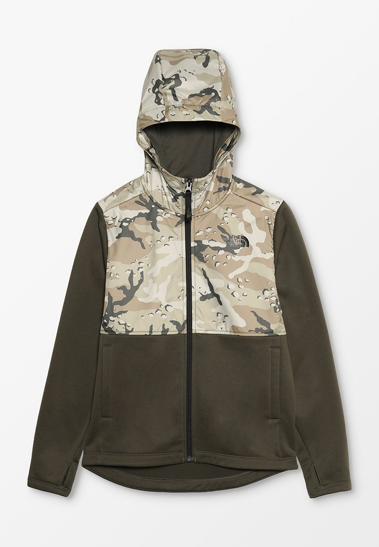 The North Face - KICKIN IT - Fleecejacke - new taupe/green