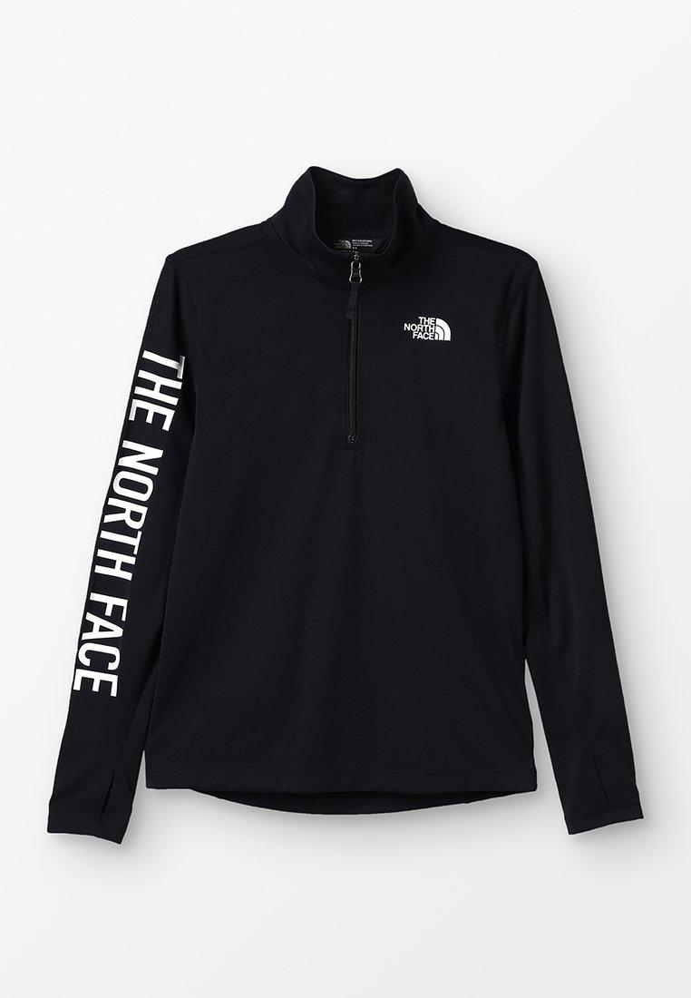 The North Face - REACTOR  - Zip-up hoodie - black