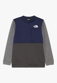 The North Face - SLACKER CREW - Sweatshirt - montague blue - 0