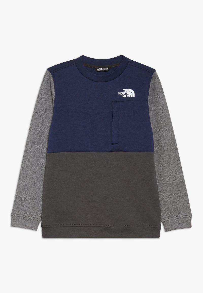 The North Face - SLACKER CREW - Sweatshirt - montague blue