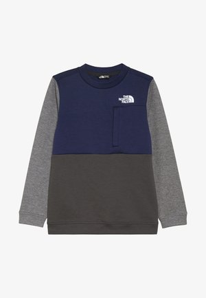 SLACKER CREW - Sweatshirt - montague blue