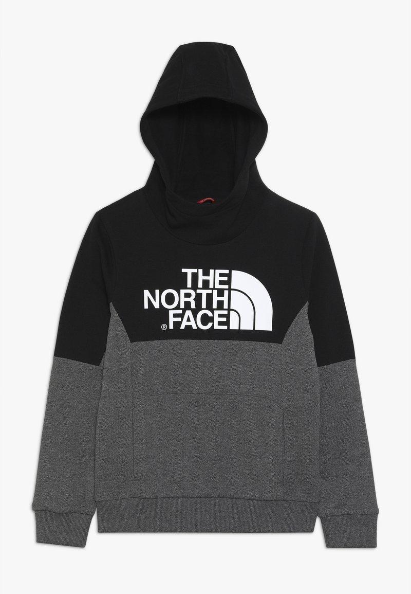 The North Face - SOUTH PEAK - Sweat à capuche - grey heather/black
