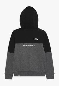 The North Face - SOUTH PEAK - Hoodie - grey heather/black - 1