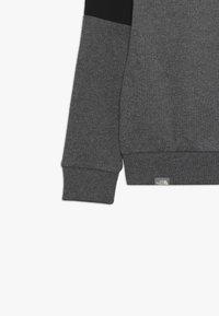 The North Face - SOUTH PEAK - Hoodie - grey heather/black - 3