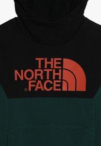 The North Face - SOUTH PEAK - Jersey con capucha - green/black - 5