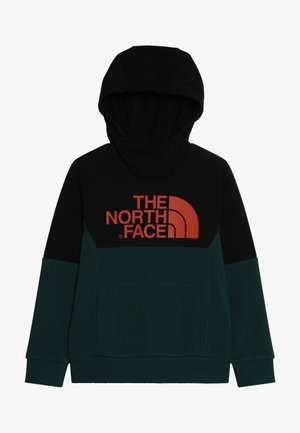 SOUTH PEAK - Hoodie - green/black