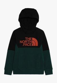 The North Face - SOUTH PEAK - Jersey con capucha - green/black - 0