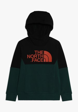 SOUTH PEAK - Sweat à capuche - green/black