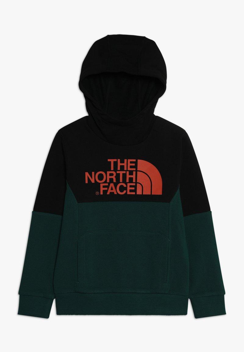 The North Face - SOUTH PEAK - Jersey con capucha - green/black