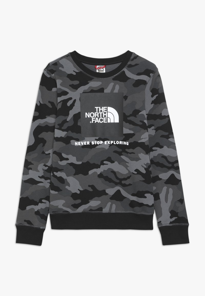 The North Face - BOX CREW - Sweater - montague blue