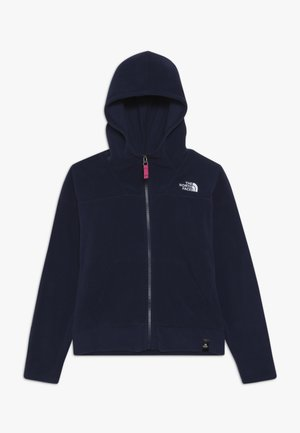 GLACIER - Fleece jacket - montague blue