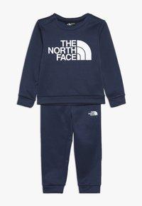The North Face - CREW SET - Verryttelypuku - montague blu - 0