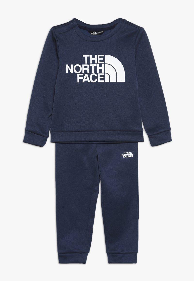 The North Face - CREW SET - Verryttelypuku - montague blu