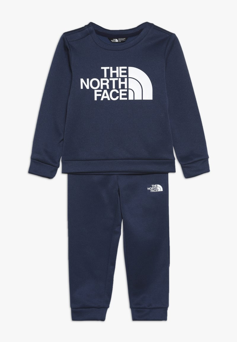 The North Face - CREW SET - Trainingspak - montague blu